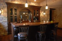 Home Bar Cabinet Furniture