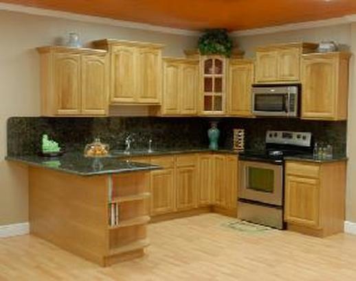 Hard Maple  Cabinets Katy