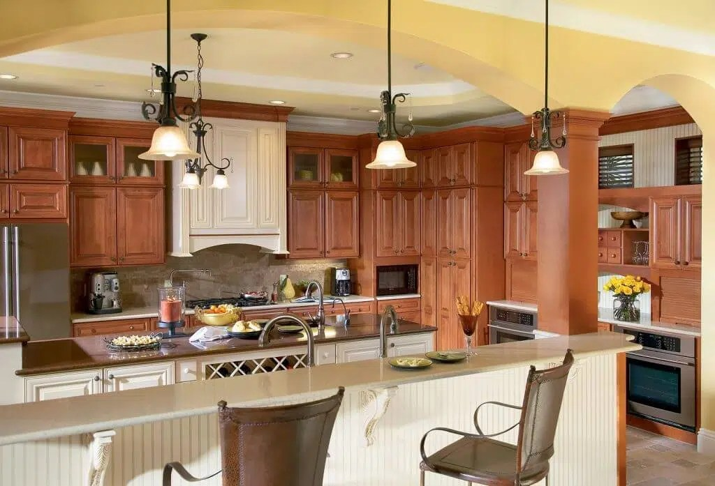 Kitchen cabinet refacing is a whole lot cheaper than buying new — and so much more. Kitchen Bathroom Cabinets Fayetteville Peachtree City Atlanta Ga Cabinet Transformation
