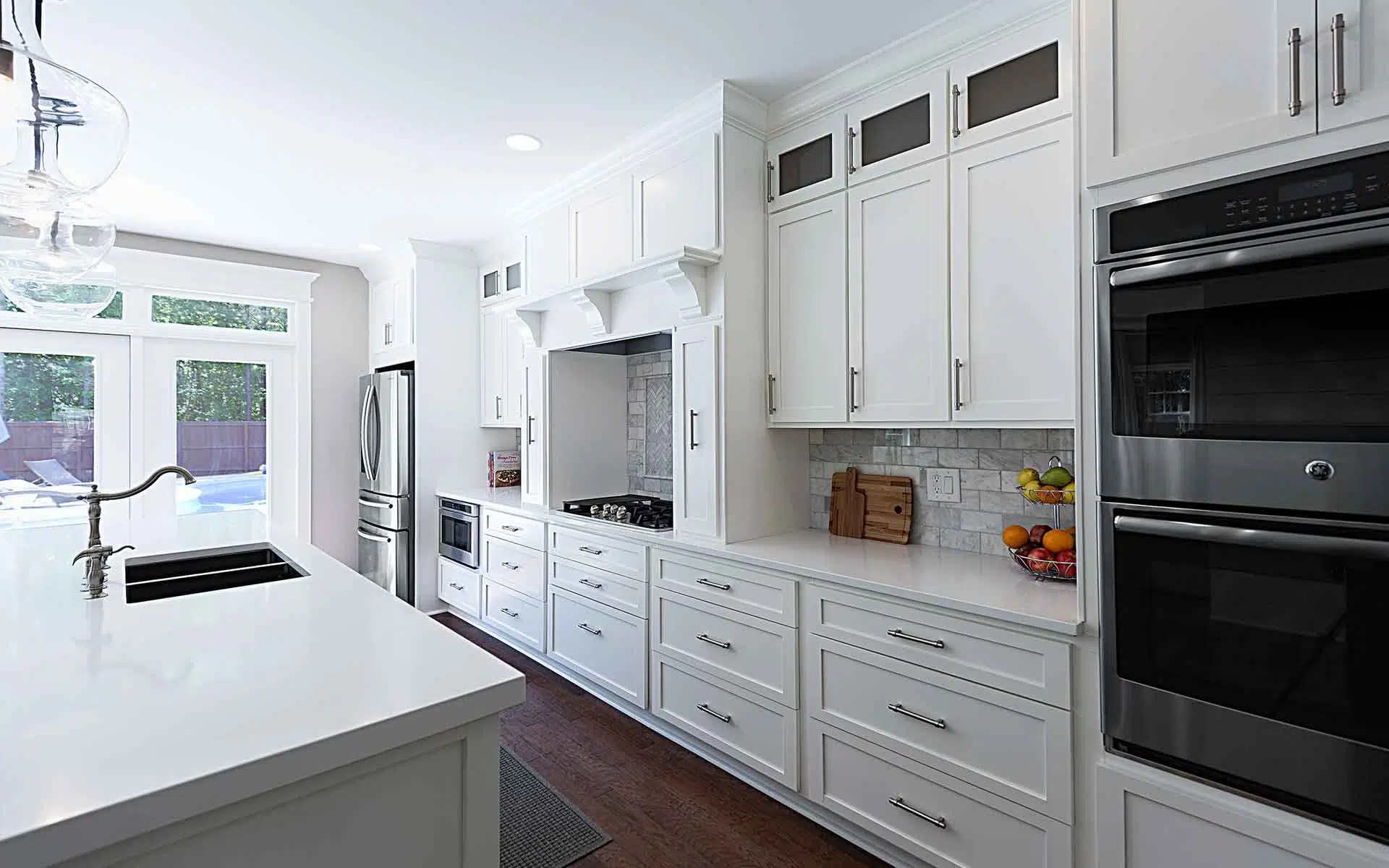 kitchen cabinets fayetteville nc small sink ideas j dandk organizer