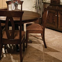 Amish Kitchen Tables Butcher Block Cart Dining Room Sets Chairs Cabinfield Contemporary Collection