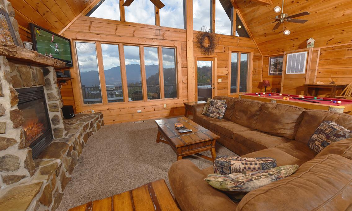 Gatlinburg Cabins Eagle S Nest
