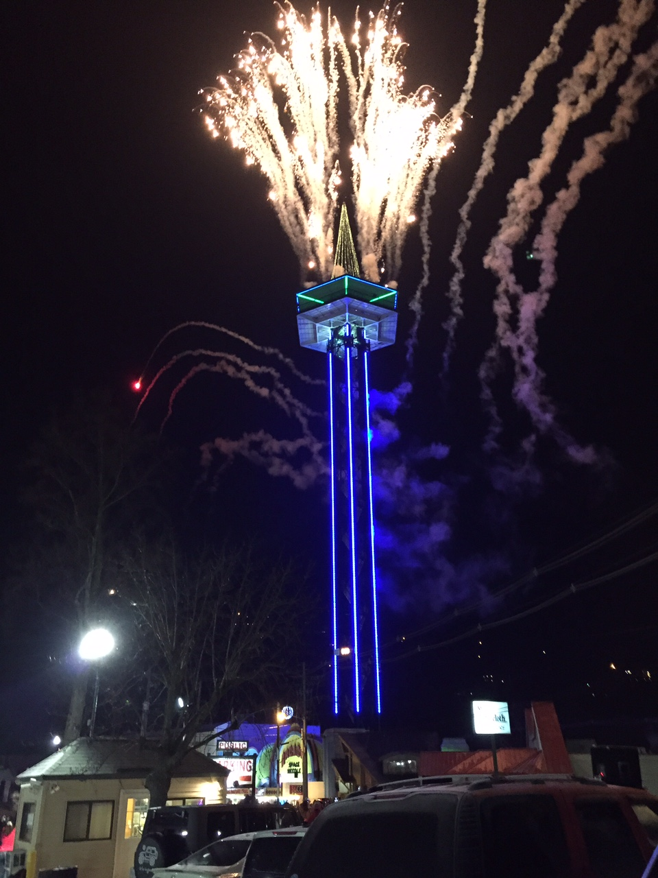 Christmas Season 2014 Gatlinburg  Pigeon Forge