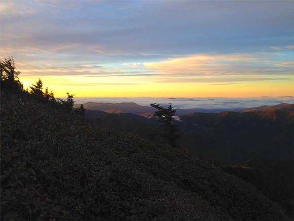 Best Places For Sunrises and Sunsets in Gatlinburg TN
