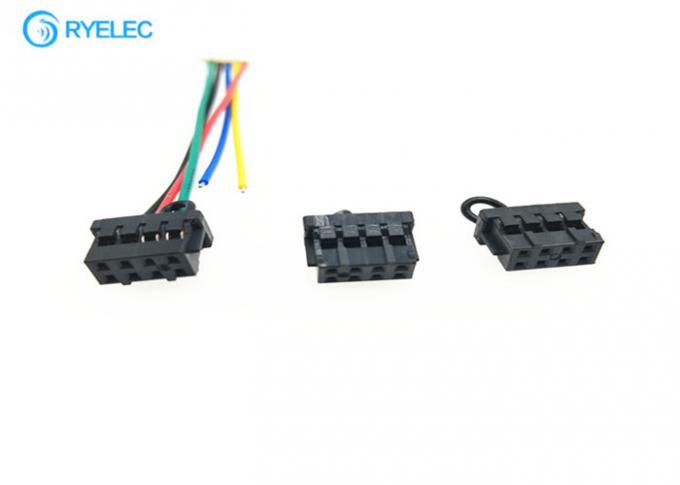 Hirose DF11-8DS-2C To Molex 51021-0600 Custom Wiring