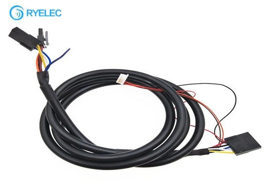 43640 Pvc Wire Harness Micro Fit 3 Pin 4 Pin 5 Pin