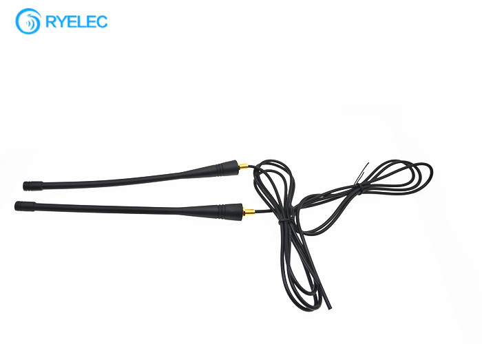 1 / 4 Wave Whip Flexible Ideal 433 MHZ Antenna Soft Rubber