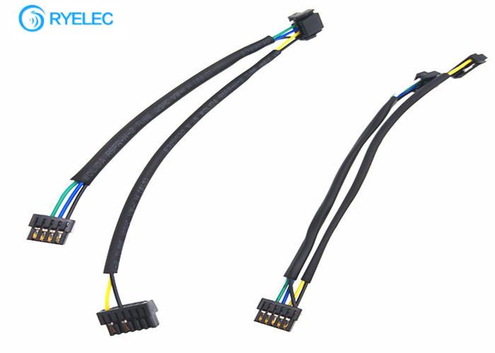 6 Pin Custom Harness Molex 505565-0601 Micro Lock Plus To