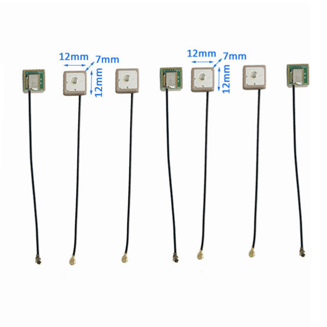 1575.42mhz 28dbi Ceramic Patch Antenna for Bluetooth devices