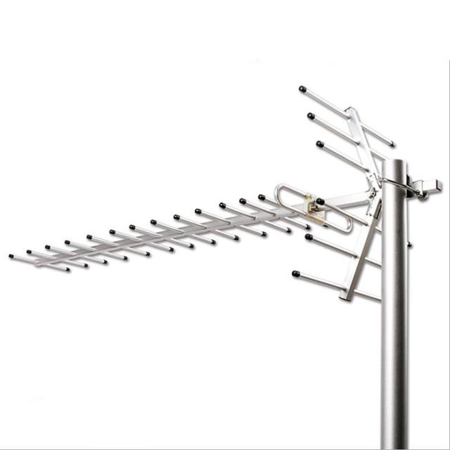 DTMB High Gain Yagi Long Range TV Digital Antenna For Outdoor