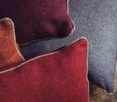 Sumptuous Herdwick Cushions
