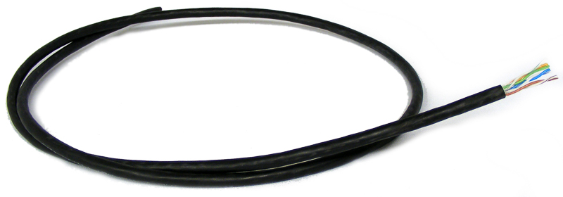 Belden 1305A High Flex Bonded Pair CAT5E Ethernet Cable