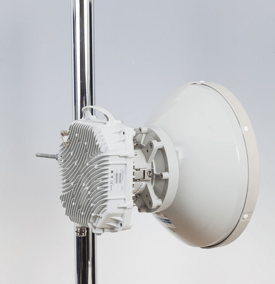 CableFree Microwave Antennas Single and Dual Polarity