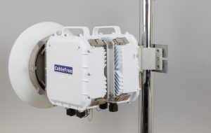 CableFree 2+0 MMW Configuration