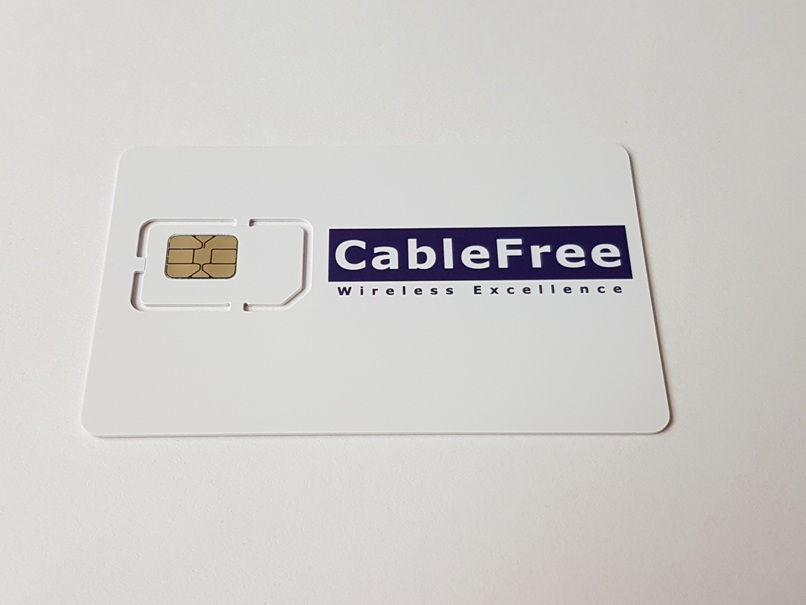 CableFree SIM card for LTE