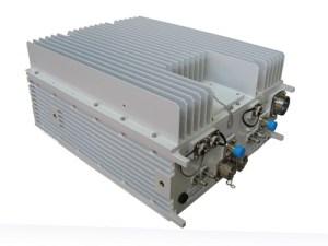Remote Radio Head (RRH) with OBSAI or CPRI interface