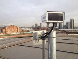 CableFree UNITY - FSO+Radio Metro Installation in London