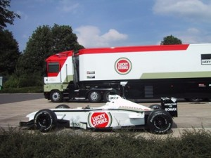 CableFree FSO Mobility F1 Formular 1