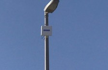 Safe City Camera Site with Radio in UAE