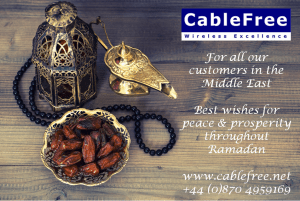 Best wishes for Ramadan 2017