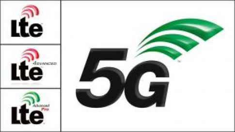 3GPP LTE 4G and 5G Logos