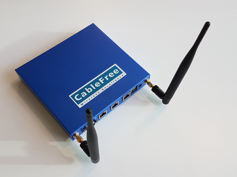 CableFree Enterprise 4G LTE CPE Devices