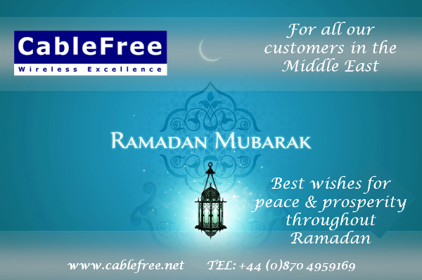 Best Wishes for Ramadan
