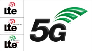 5G NR Air Interface for LTE