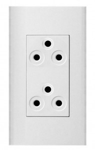CableFree AC Mains Plugs Sockets Type O