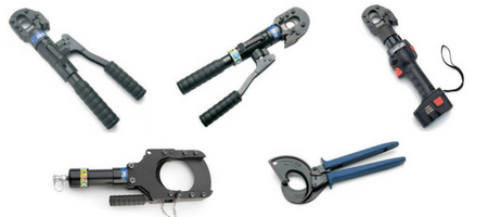 CEMBRE CABLE CUTTERS, HYDRAULIC CABLE CUTTING TOOLS