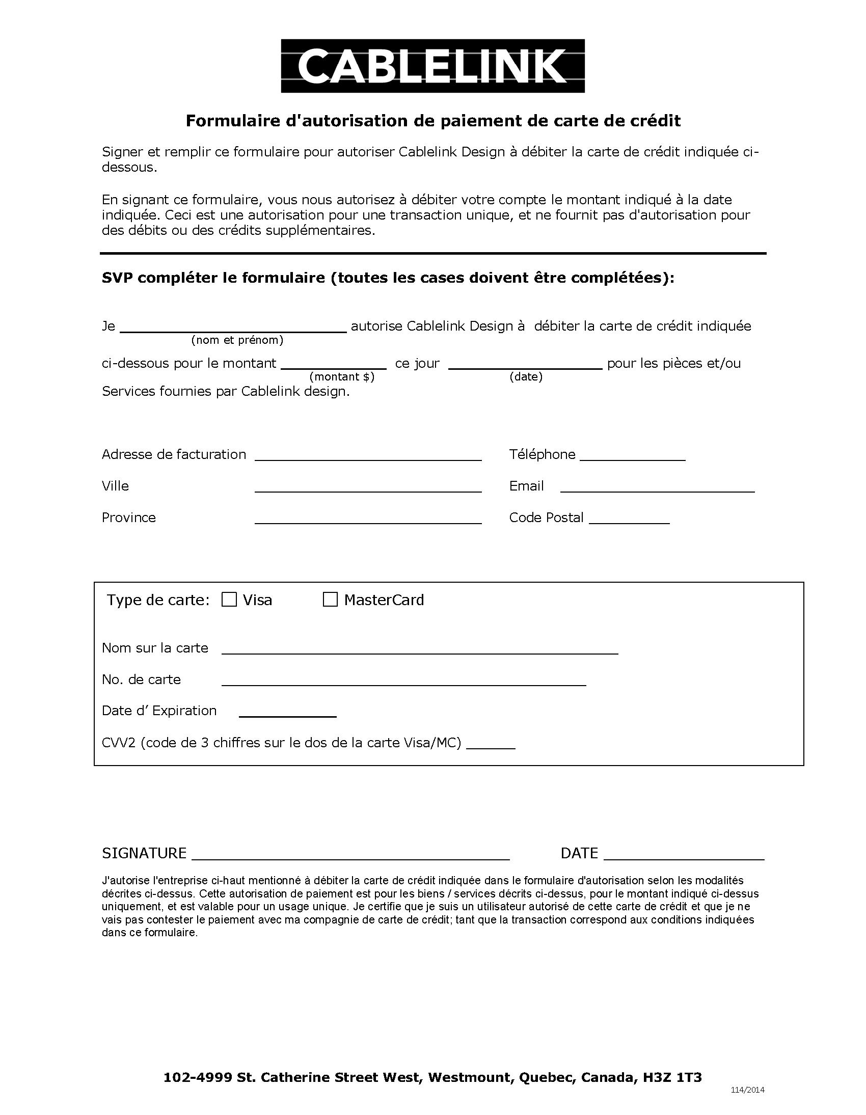 Credit Card Payment Form. Formulaire Pour Paiement Par Carte De Crédit