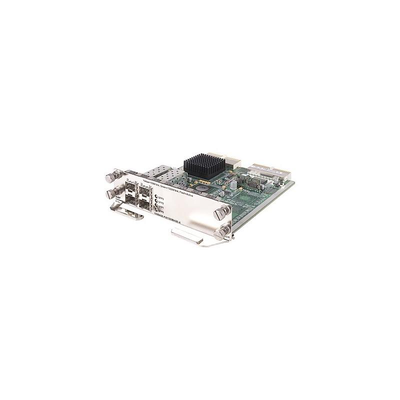 Hewlett Packard Enterprise 6600 4-port GbE SFP HIM Router