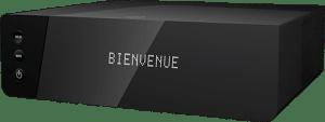 offres fibre SFR : box THD 4K