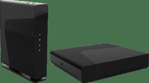 offres fibre SFR : box Plus et décodeur Plus