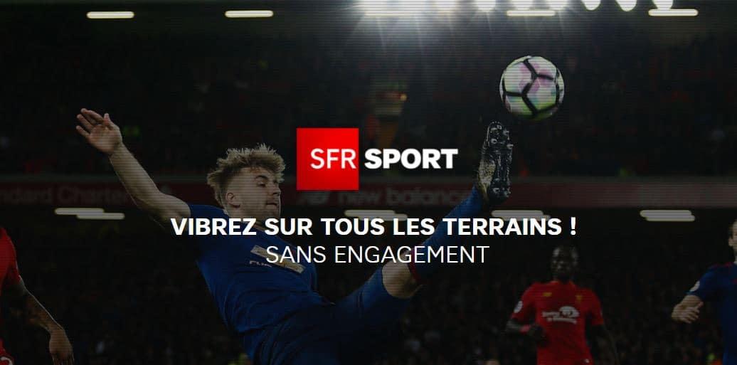 SFR Sport : seulement 15.000 clients en 1 an à l'offre 100% digital