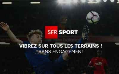 Comment recevoir SFR Sport ?