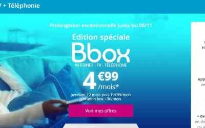 Vente privée box internet : les promos ADSL et Fibre [février 2018]