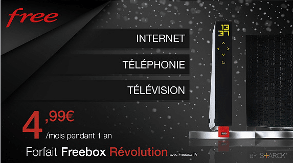 vente privee freebox 4k