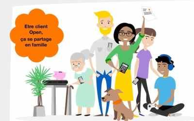 Orange Open : forfait mobile + Livebox Fibre ou ADSL (prix et avis 2018)