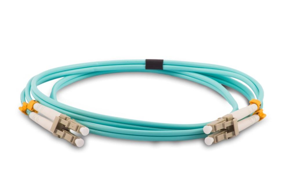 medium resolution of 10 gig om3 aqua fiber optic cables