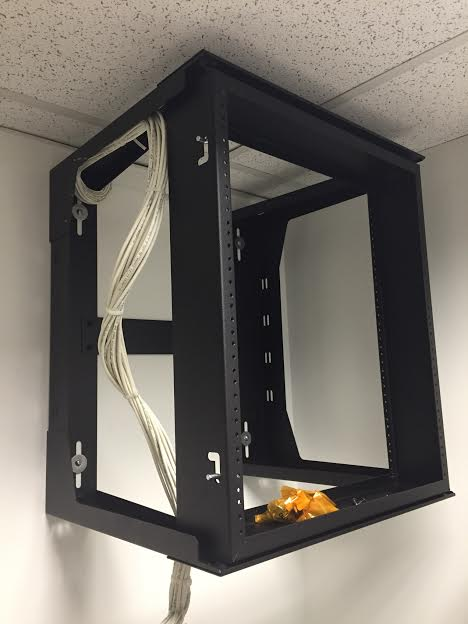 Wall Mount Racks and Cabinets 24