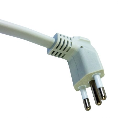 Brazil Power Cord right angle
