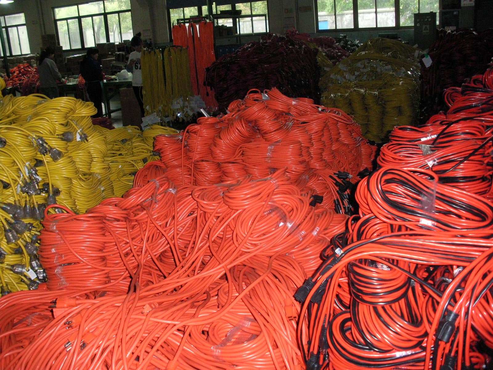Outdoor extension cord manufacturer
