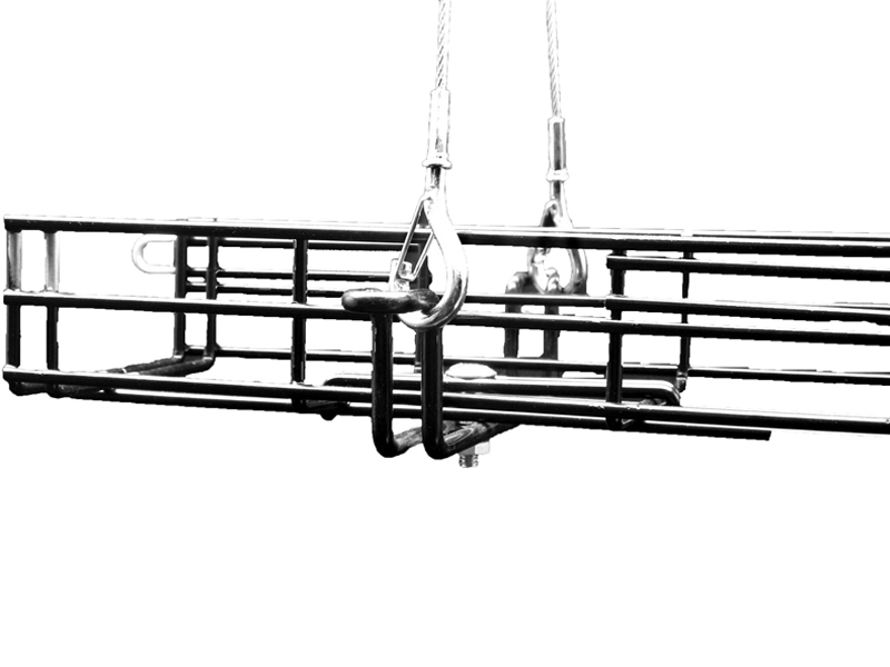 Cable Tray Ceiling Suspension System