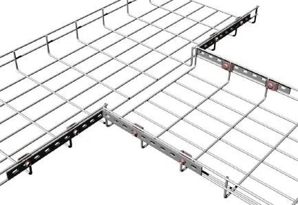 China Wire Cable Tray Installation Manufacturers and