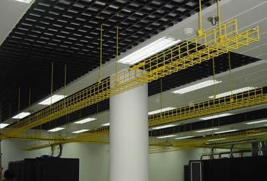 Wire Mesh Cable Tray For Interior Installation