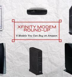 6 modems that work with xfinity [ 1024 x 768 Pixel ]