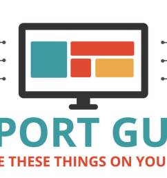 the complete guide to tv ports how to hook up your tv [ 1249 x 664 Pixel ]