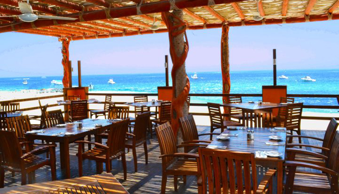 Bay View Bar and Grill at Hotel Palmas de Cortez