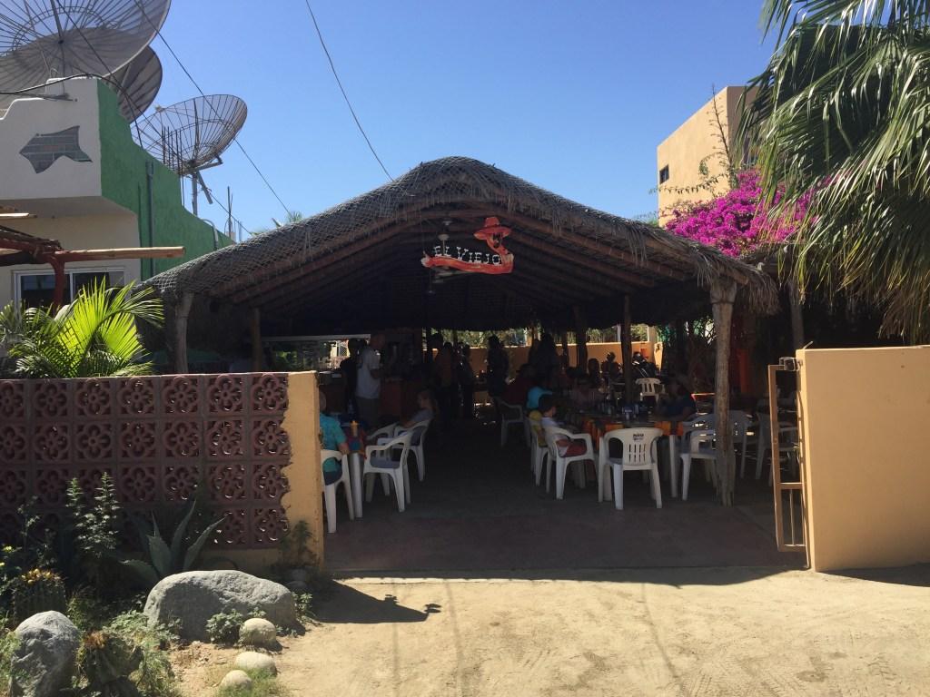 El Viejo Restaurant - Los Barriles
